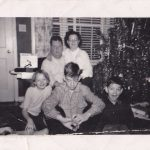 1953 - Charles & Mildred with children