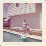1965 - Mildred and Son in New Jersey