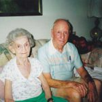 1999 - Last picture Charles & Mildred Buchanan