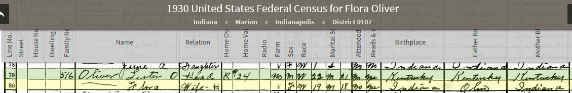 FLB13 1930 US Federal Census