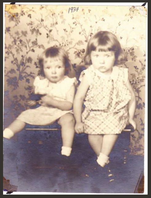 FLB13 1934 Gloria and Faye
