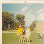 1965 - Charles, Mildred, and Son