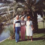 1985 - Mildred's Daughters and Son in Law