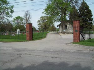 New Crown Cemetery
